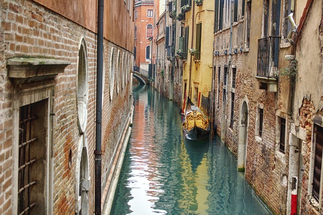 Venice, Italy, Travel, Water, Europe, Tourism, Canal