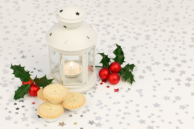 Background, Candle, Christmas, Colorful, Decoration