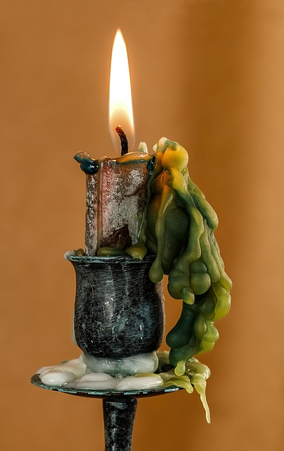 Candle, Candle Wax, Candlelight, Candlestick, Flame