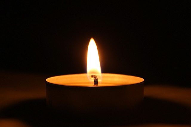 Candle, Candlelight, The Flame, Mood, Evening