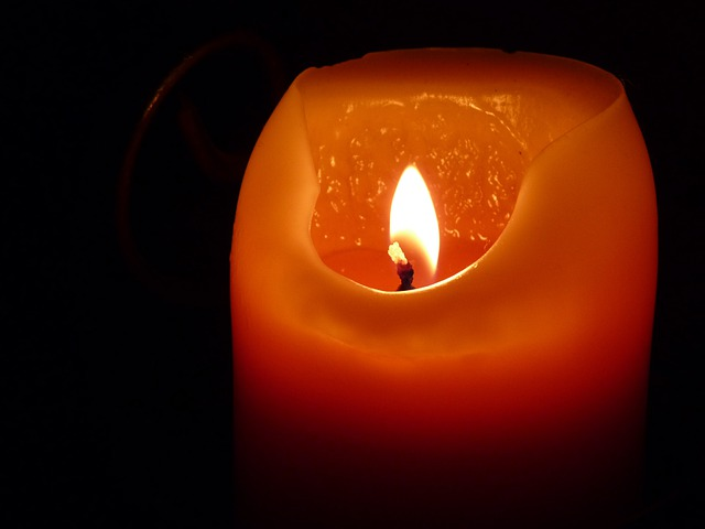 Candle, Flame, Wax Candle, Event, Holidays, Wax
