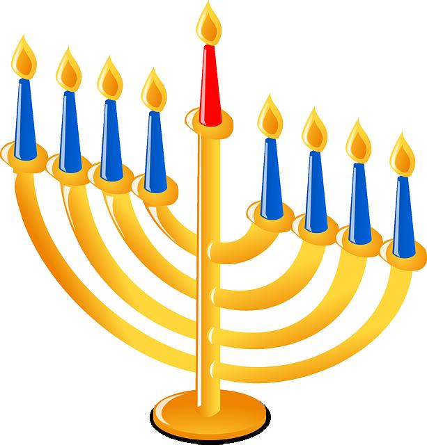 Candleholder, Candle Holder, Candelabra, Menorah
