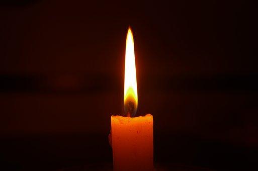 In The Dark, Candle, Ali, Light