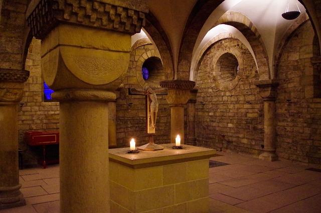 Bremen, Bremer, Dom, Arndt, Torick, Cross, Candles