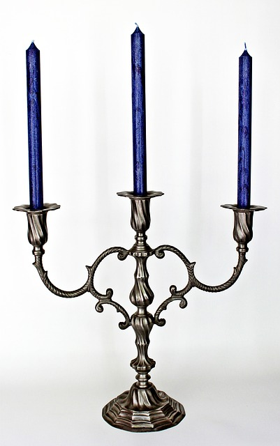 Candlestick, Candles, Decoration, Romantic