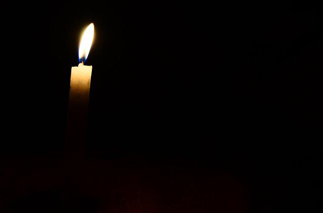 Candle, Candle Flame, Candlestick, Light, Wick