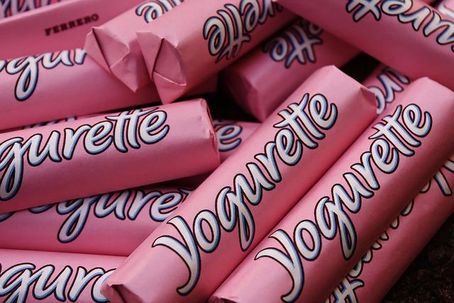 Jogurette, Candy Bar, Chocolate, Yogurt, Sweetness
