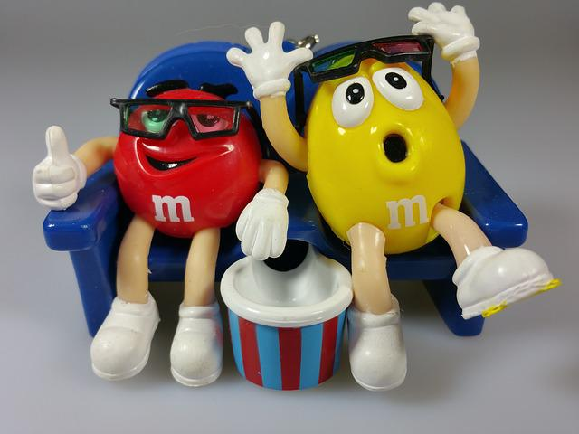 M M's, Candy, Funny