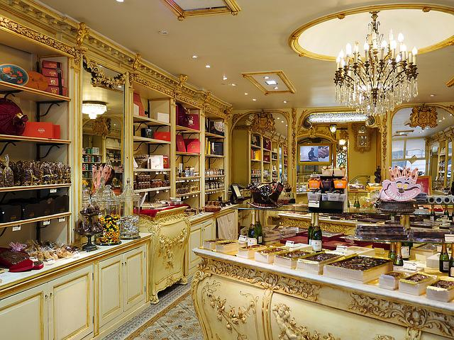 Candy Store, Long-established, Chocoladerie, Gorgeous