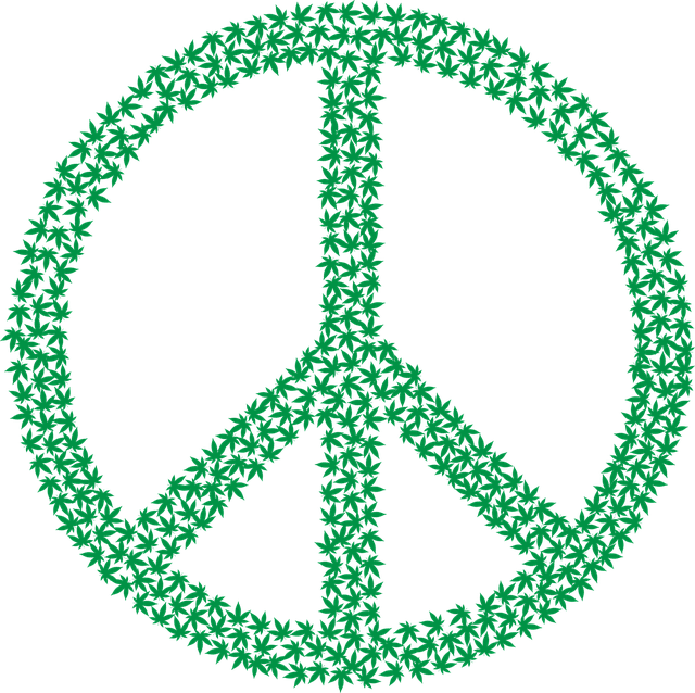 Marijuana, Peace, Cannabis, Drug, Hemp, Leaf, Plant