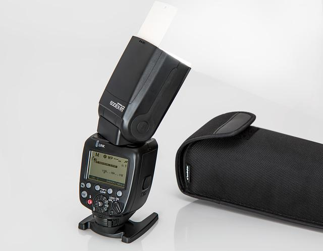 Flash Unit, External Flash, Canon Speedlite