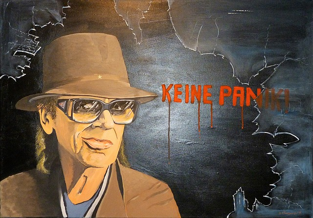 Art, Canvas, Painting, Acrylic Paints, Portrait