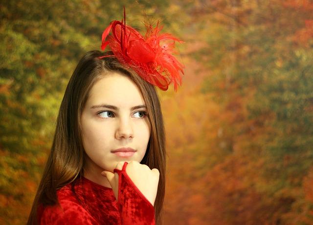 Cap, Style, Fashion, Girl, Retro, Hairstyle, Portrait