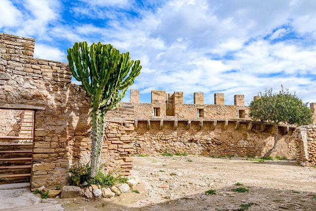 Mallorca, Capdepera, Castle, Architecture, Antiquity