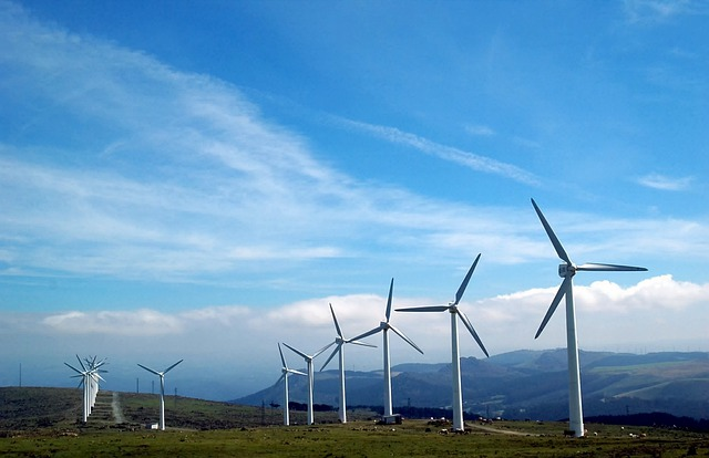 Cape Ortegal, Galicia, Windmills, Renewable Energy