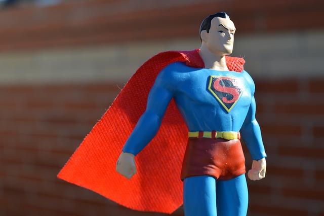 Superman, Superhero, Cape, Costume, Male, Super Hero