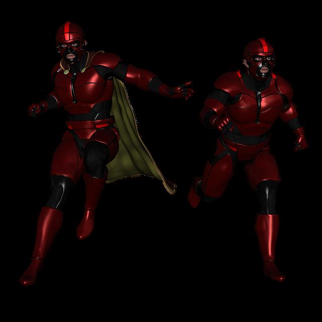 Superhero, Supersuit, Fantasy, Cape, Hero, Mask
