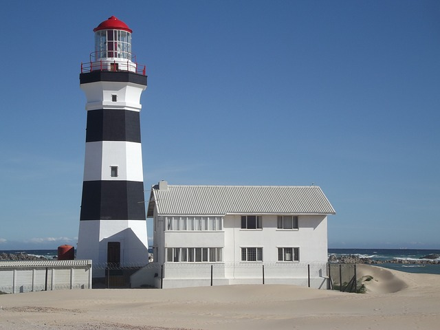 Lighthouse, Cape-recife, Port-elizabeth