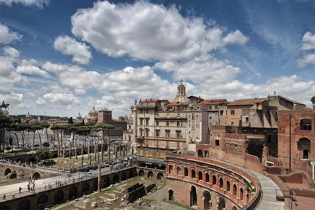 Rome, Monument, Arena, Colosseum, Ancient Rome, Capital