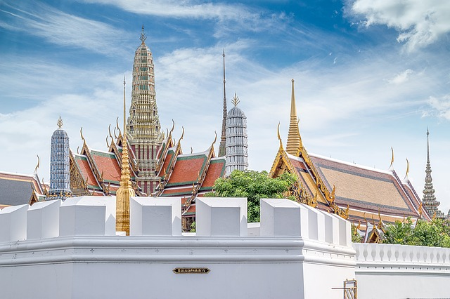 Temple Of The Emerald Buddha, Capital, Palace
