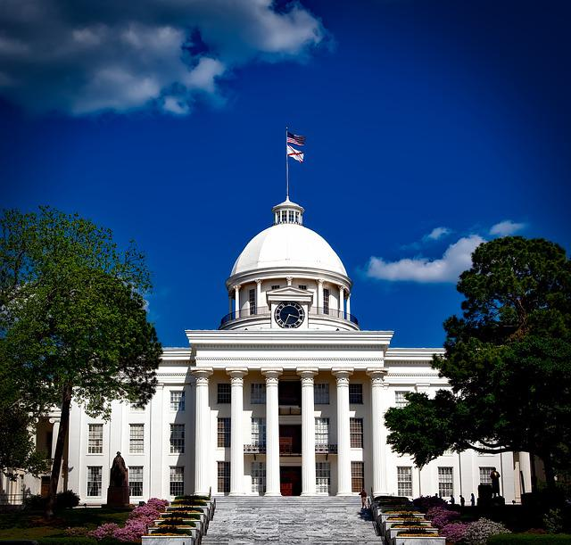 Alabama, Capitol Building, Montgomery, State