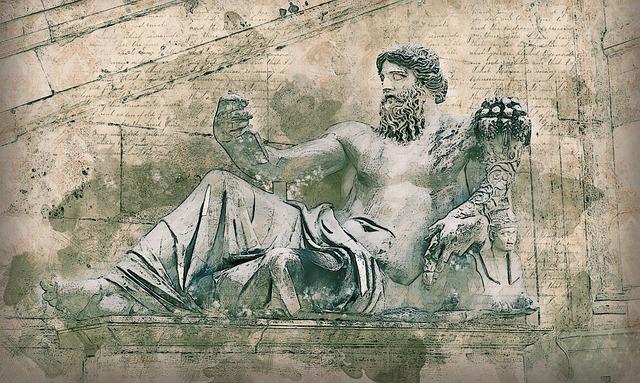 Rome, Statue, Capitol Square, Capitol Hill