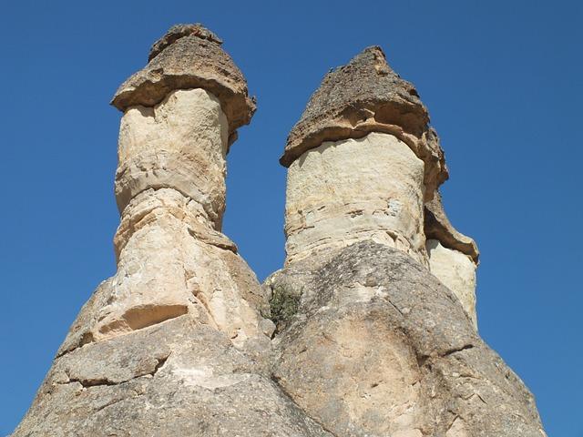 Cappadocia, Göreme, Rock, Rocky Towers, Erosion, Turkey