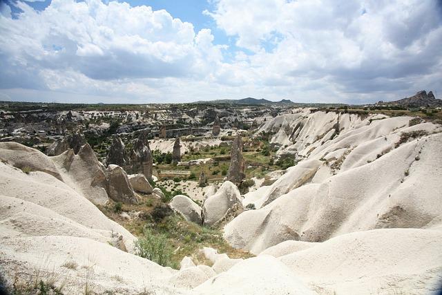Cappadocia, Turkey, Landscape