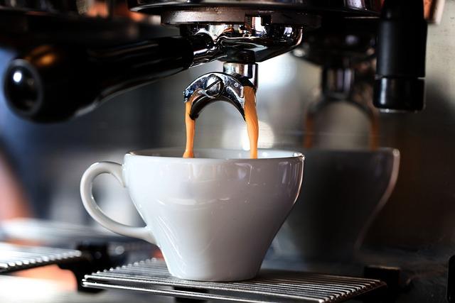 Coffee, Cappuccino, Latte, Espresso, Americano