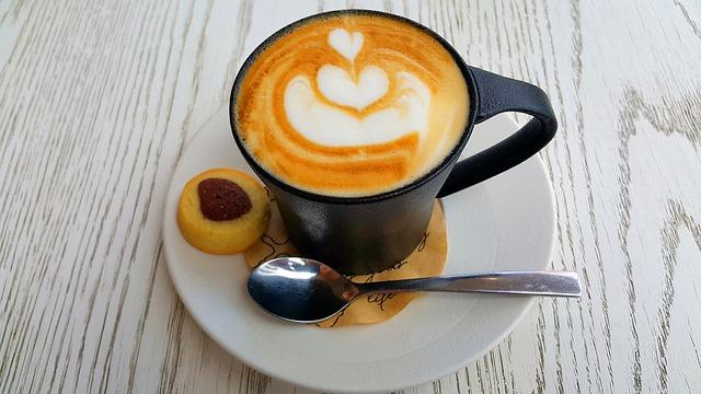 Coffee, Cup, Espresso, Drink, Dawn, Cappuccino, Spoon