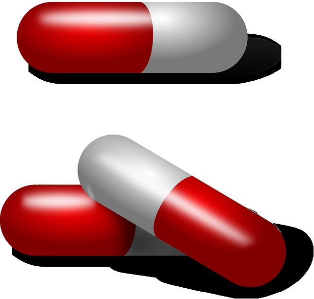 Pills, Medicine, Capsule, Health, Pharmacy
