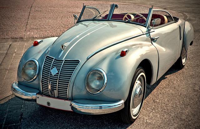 Car, Audi, Vehicle, Oldtimer, F9, Ddr