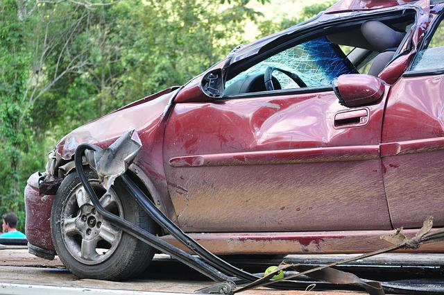 Crash, Car, Car Crash, Accident, Vehicle