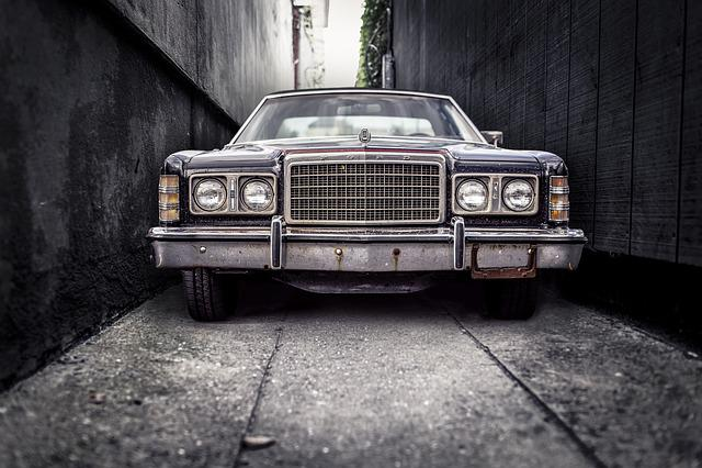 Ford, Classic Car, Automobile, Car, Retro, Classic