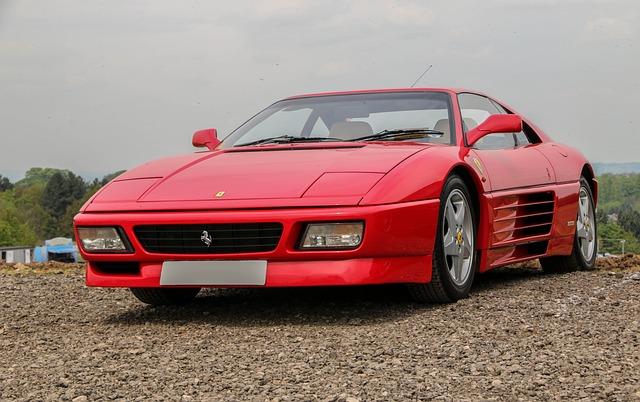 Ferrari, Supercar, Show, Autoshow, Style, Car, Auto