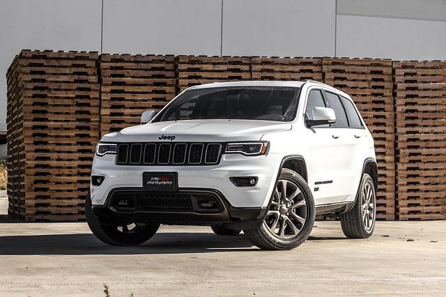 Automobile, Automotive, Car, Grand Cherokee, Jeep