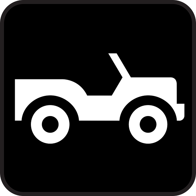 Jeep, Car, All-terrain Vehicle, Black, Four By Four