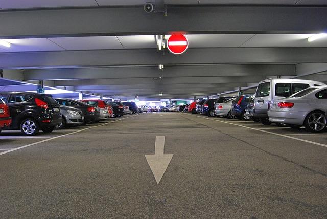 Parking, One Way, Car Parking, Traffic, Road