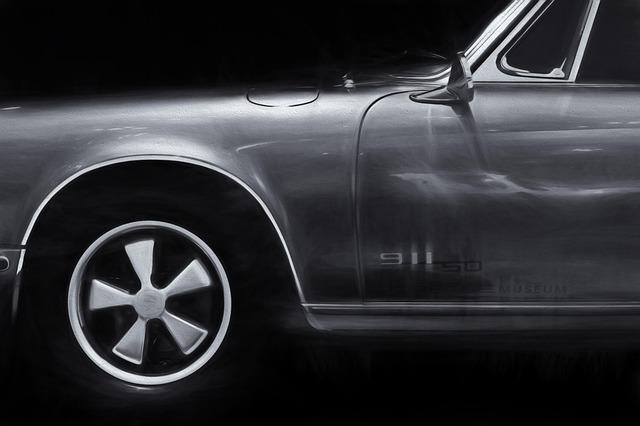 Auto, Car, Porsche Targa, Porsche Museum, Brand