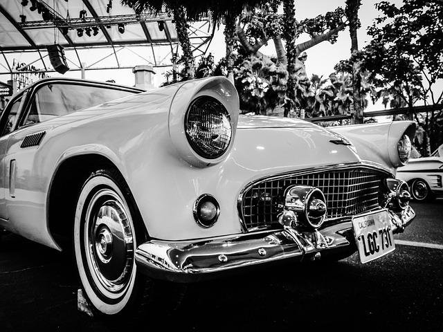 Classic Car, Automobile, Car, Retro, Classic, Vintage