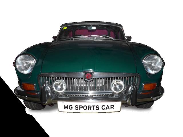 Car, Sports Car, Classic Car, Mg, Convertible, Vintage