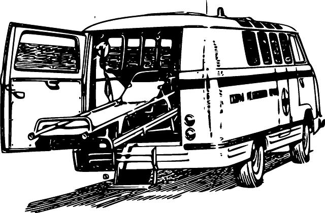 Ambulance, Vehicle, Transportation, Car, Emergency