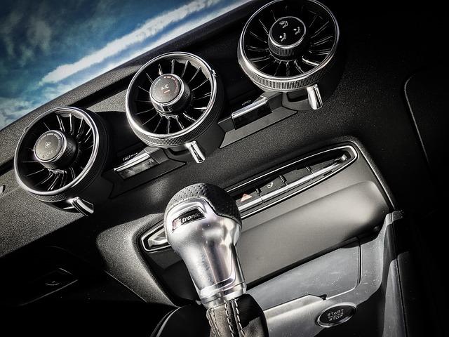 Car, Dashboard, Interior, Car Interior, Vehicle, Audi