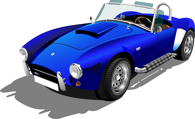 Car, Auto, Sports Car, Automobile, Vehicle, Blue Car