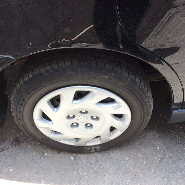 Car Wheel, Hubcap, Tire, Maintenance