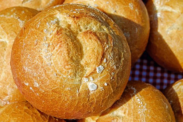 Bread, Eat, Baked Goods, Crispy, Fresh, Carbohydrates