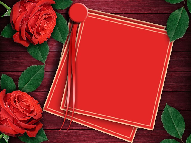 Rosa, Love, Gift, Romantic, Background Romantic, Card
