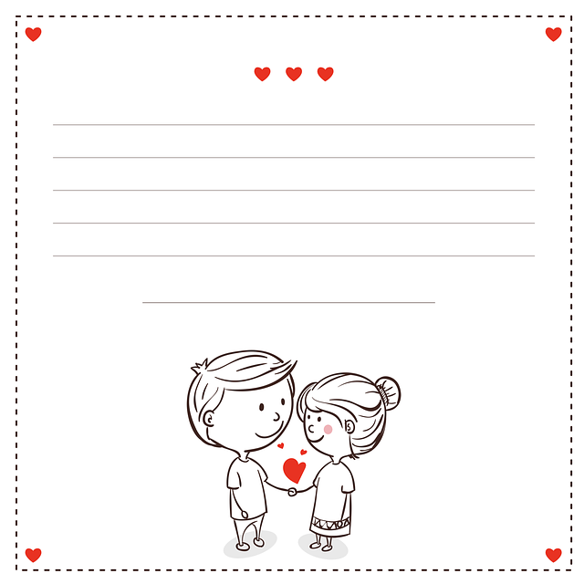 Card Lovers, Couple, Heart, Red, Hearts, Holding Hands
