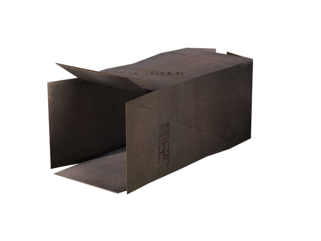 Cardboard, Open, Open Carton, Digital Art, Png