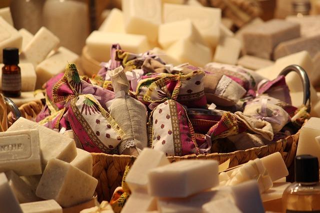 Soap, Care, Hygiene, Marseille Soap, Natural Cosmetics